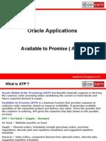 Oracle ATP Applearn