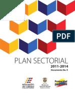 Plan Sectorial