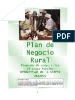 Guia Plan Negocio Rural