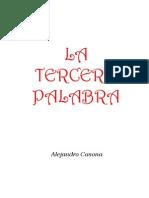 Alejandro Casona_La Tercera Palabra