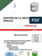 Instancia Oracle