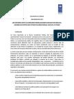 Documento de Trabajo Megadialogo 2011