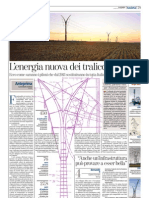 La Stampa | Piloni del Futuro - Dancing with Nature -