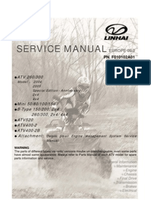 ATV +Service+Manual[1] | Piston | Tire