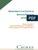 Services Partages 2007