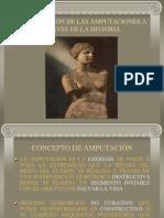 HISTORIA AMPUTACIONES