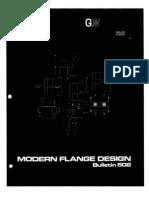 Taylor Forge - Modern Flange Design Bulletin 502