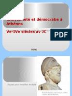 Citoyenneté et démocratie à Athènes version 2