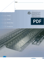 Niedax RL RS Series Cable Trays
