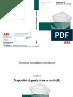 ABB Electrical Installations Handbook I(Dispositivi Di Protezione e Control Lo)