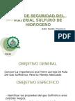MSDS Gas Sulfhidrico