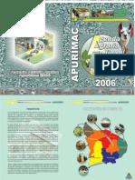 Agenda Agraria Apurimac2006final 1