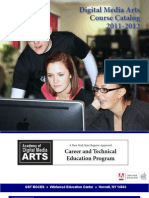 DMA PROGRAM CATALOG 2012