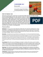 Nov Dec 2011 Newsletter