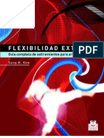 Flexibilidad ExtremaGuía completa de estiramientos para artes marciales por Sang H. Kim