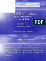 CANBus Logger Final A