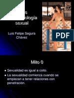 Mitos sobre fisiología sexual para adolescentes
