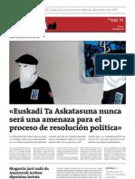 Entrevista a ETA [2011-11-11]