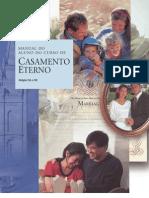 Religião 234 e 235, Casamento Eterno - Manual do Aluno