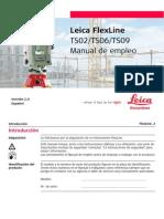 FlexLine_UserManual_es