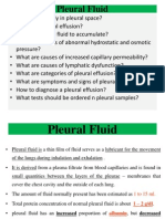 Pleural Fluid 1