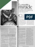 (31 Août) Dany Laferrière 1 (La Recette Miracle)