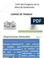 Presentacion de Codigo
