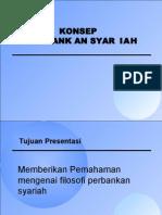 Konsep Bank Syariah (ASRI)