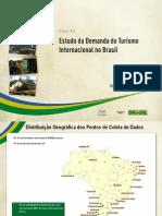 Estudo Da Demanda Do Turismo Internacional No Brasil