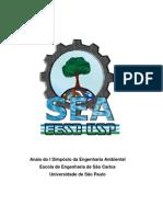 1 Simposio Eng. Ambiental USP