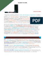 CV Non Actual Isé de Marin Favre (PDF)