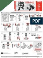 TFA Ultra Magnus Instructions