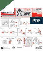 TFA Prowl Instructions