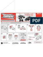TFA Sentinel Prime Instructions