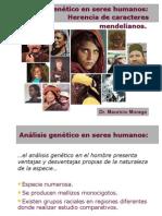 Analisis Genetico en Humanos