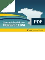 MINISTTERIOEconomia Brasileira Em Perpectiva Jun Jul10