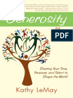 The Generosity Plan by Kathy LeMay - Ch 1