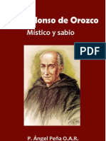 San Alonso de Orozco