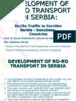 Razvoj Ro-RO Transport A u Evropi