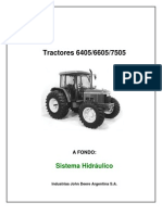 Tractor Agricola