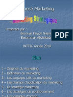 Marketing Strategique Benammer&Benouar