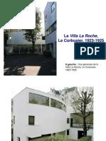Présentation-Annexe Exposé Art Contemporain-La Villa La Roche de Le Corbusier (1923-1925)-SAINTE-BEUVE Claire-LII S3