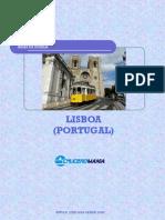 Guia Cruceromania de Lisboa (Portugal)