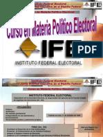Sistema Electoral Mexicano