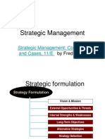 Lecture 2 Strategic Formulation 06-07