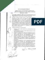 Acta de compromiso Andahuaylas