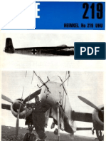219 Heinkel He-219 Uhu