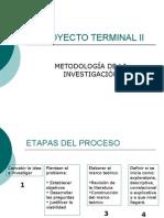 Proyecto Terminal II