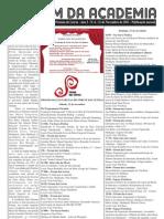 Boletim Da Academia Ouropretana de Letras - Novembro