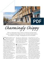 Chipping Norton Town Feature